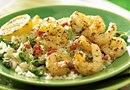 Citrus-Butter Shrimp Toss
