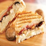 Portobello Chicken Panini