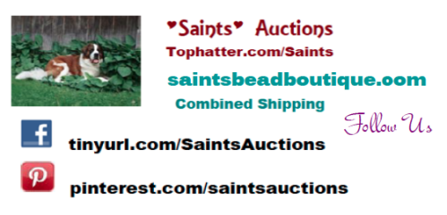 Saints Auctions