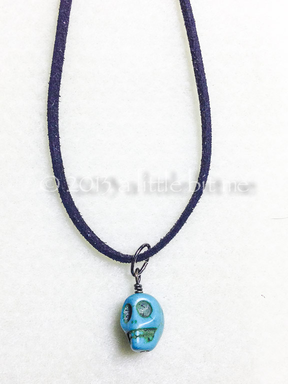 Sugar Skull Necklace