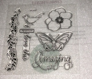 Love This Stamp Set - 6 Stamps
