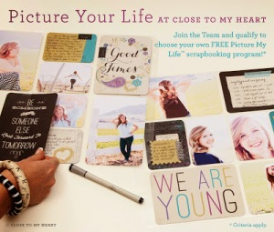 Picture My Life Scrapbooking Program