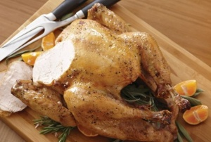 Rosemary-Herb Roasted Chicken