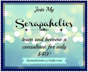 JoinMyScrapaholicTeam